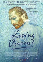 Loving Vincent (2017) afişi
