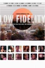 Low Fidelity (2012) afişi