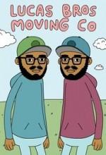 Lucas Bros Moving Co (2013) afişi