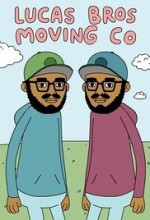 Lucas Bros Moving Co Sezon 2 (2014) afişi