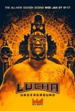 Lucha Underground (2016) afişi