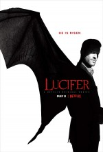 Lucifer Sezon 4 (2019) afişi