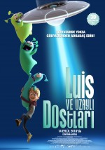 Luis ve Uzaylı Dostları (2018) afişi