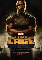 Luke Cage Sezon 1 (2016) afişi