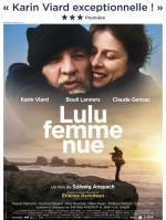 Lulu femme nue (2014) afişi