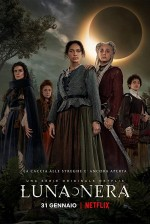 Luna Nera (2020) afişi