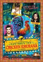 Luv Shuv Tey Chicken Khurana