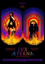 Lux Æterna (2019) afişi