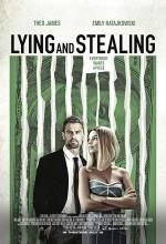 Lying and Stealing (2019) afişi