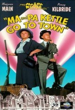 Ma And Pa Kettle Go To Town (1950) afişi