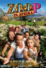 Macera Avcıları Afrika'da (2005) afişi