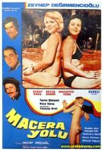 Macera Yolu (1974) afişi