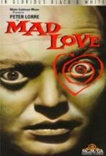 Mad Love (1935) afişi