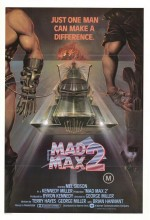 Mad Max 2: Yol Savaşçısı (1981) afişi