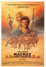 Mad Max Beyond Thunderdome (1985) afişi