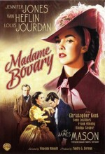 Madame Bovary (1949) afişi