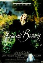 Madame Bovary (1991) afişi