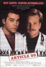 Madde 99 (1992) afişi