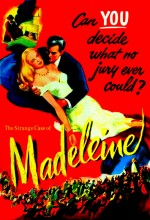 Madeleine (1950) afişi