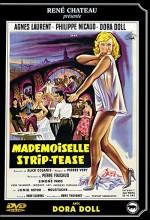 Mademoiselle Strip-tease (1957) afişi