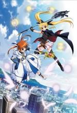Magical Girl Lyrical Nanoha: The 1st Movie Afişi