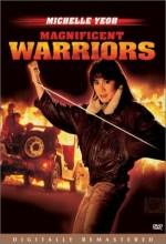 Magnificent Warriors (1987) afişi