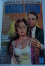 Mağrur Kadın (1962) afişi
