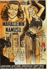 Mahallenin Namusu (1953) afişi