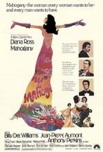 Mahogany (1975) afişi