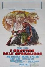 Mahşerin Dört Atlısı (1975) afişi