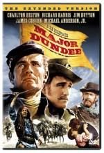 Major Dundee (1965) afişi