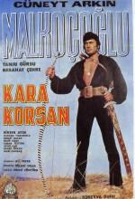 Malkoçoğlu Kara Korsan (1968) afişi