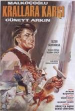 Malkoçoğlu: Krallara Karşı (1967) afişi