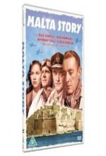 Malta Story (1953) afişi