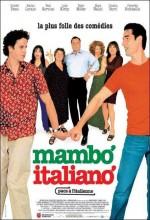 Mambo Italiano (2003) afişi