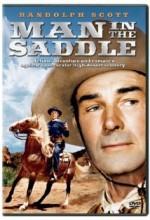 Man In The Saddle (1951) afişi