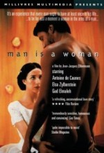Man Is A Woman (1998) afişi