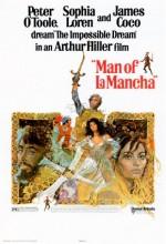 Man Of La Mancha (1972) afişi