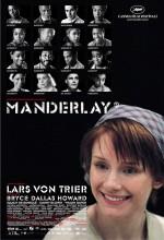 Manderlay (2005) afişi