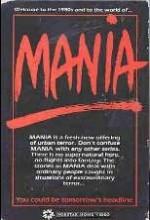 Mania (1986) afişi