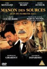 Manon Des Sources (1986) afişi