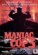 Manyak Polis 3 (1993) afişi