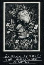 Marat/sade (1967) afişi