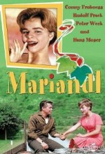 Mariandl (1961) afişi