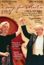 Martin İçin Bir Şarkı (2001) afişi
