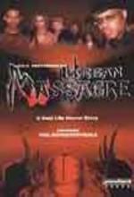 Masacre Urbana (2002) afişi