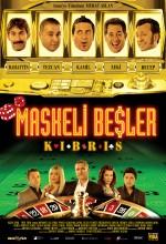 Maskeli Beşler Kıbrıs (2008) afişi