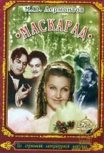 Maskarad (1941) afişi