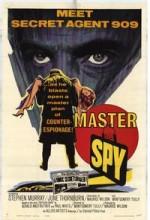 Master Spy (1964) afişi