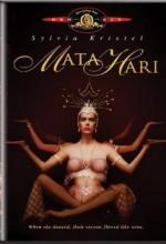 Mata Hari (1985) afişi